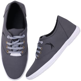 Kaneggye myk grey casuals shoes for men