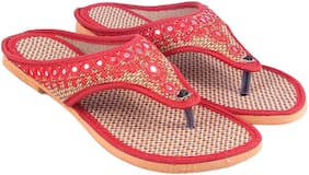 Kesar Designs Flats And Sandals For Women