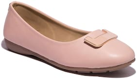 Khadim's Women Pink Bellie