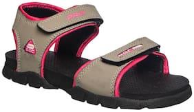 Khadim's Women Grey Sandals