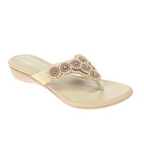 Khadim's Women Beige Slippers