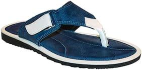 Khadim's Men Blue Indoor Slippers - 1 Pair