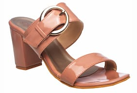 Khadim's Women Pink Wedges