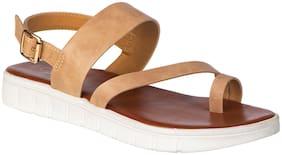 Khadim's Women Beige Sandals