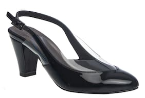 Khadim's Women Black Pumps