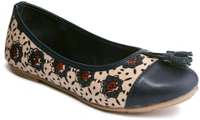 Khadim's Women Navy blue Bellie