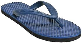 Khadim's Men Blue Flip-Flops -