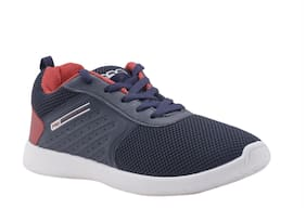 Sneakers Shoes For Men ( Navy Blue )