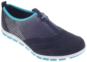 Khadim's Pro Navy Casual Slip-On Casual Shoes