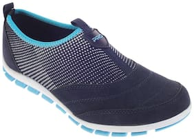 Khadim's Women Blue Casual Shoes