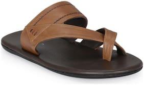 Khadim's Men Brown Sandals
