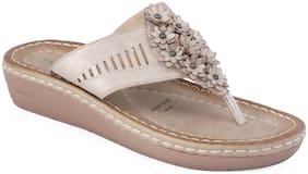 Khadim's Sharon Women's Rose Gold Heel Sandal