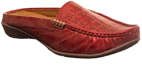 Khadim's Women Red Casual Shoes