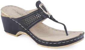 Khadim's Sharon Women's Black Heel Sandal