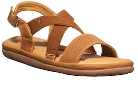 Khadim's Women Tan Sandals