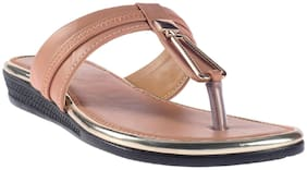 Khadim's Women Pink Sandals