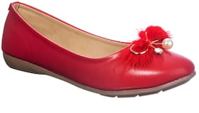 Khadim's Women Red Bellie