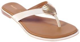 Khadim's Women White Sandals