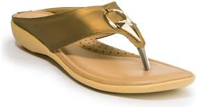 Khadim's Women Brown Sandals