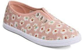 Khadim's Women Pink Sneakers