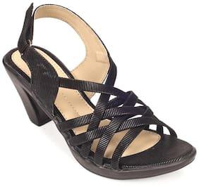 Khadim's Black Heels