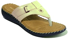 Khadim's Women Beige Sandals