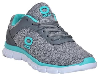 Khadim's Women Grey Sneakers