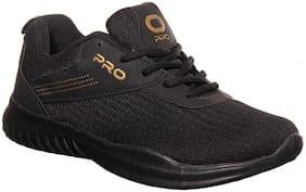 Khadim's Men Running Shoes Running Shoes ( Black )