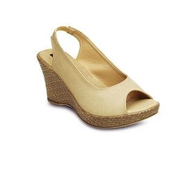 Kielz Beige Wedges