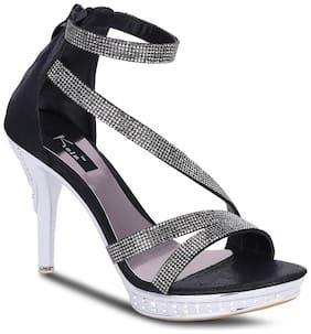 Kielz black heels