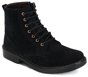 Kielz Men Black Boots