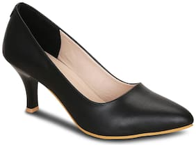Kielz-Black-Women's-Pumps