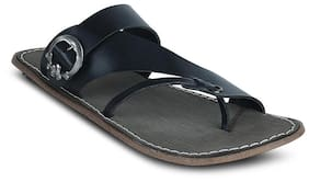 Kielz Black Slippers