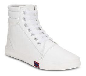 Kielz Women White Sneakers