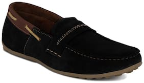 Kielz Men Black Loafer