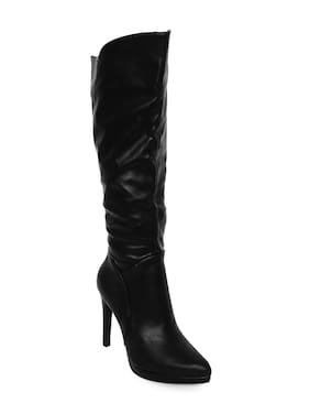 Kielz Women Black Boot