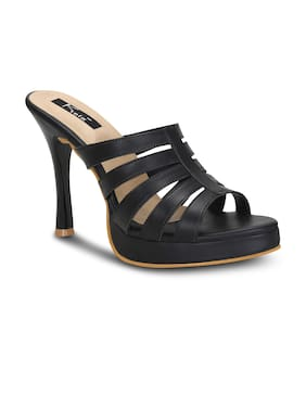 Kielz-Black-Women-Stilettos-Sandals