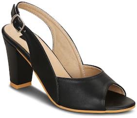 Kielz-Black-Women's-Sandals