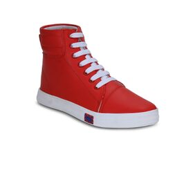 Kielz Women Red Sneakers