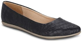Kielz-black-synthetic-belly-shoes