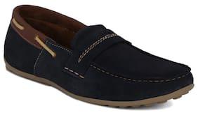Kielz Blue Loafers