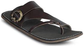 Kielz Brown Slippers