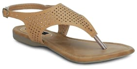 Kielz-brown-buckle-flats
