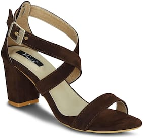 Kielz-Copper-Block-Heel-Sandals
