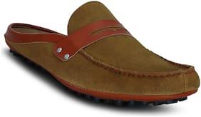 Kielz-Fancy-Brown-Slip-on-Man's-Loafers