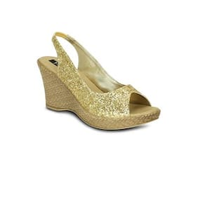 Kielz-gold-synthetic-wedge