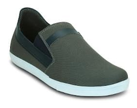 Kielz Men Grey Casual Shoes