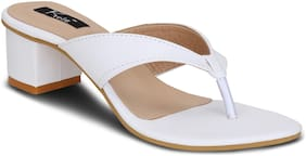 Kielz Women White Sandals