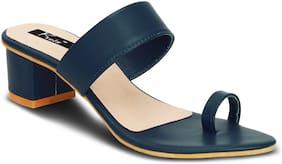 Kielz Women Blue Sandals
