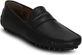Kielz Men Black Loafer